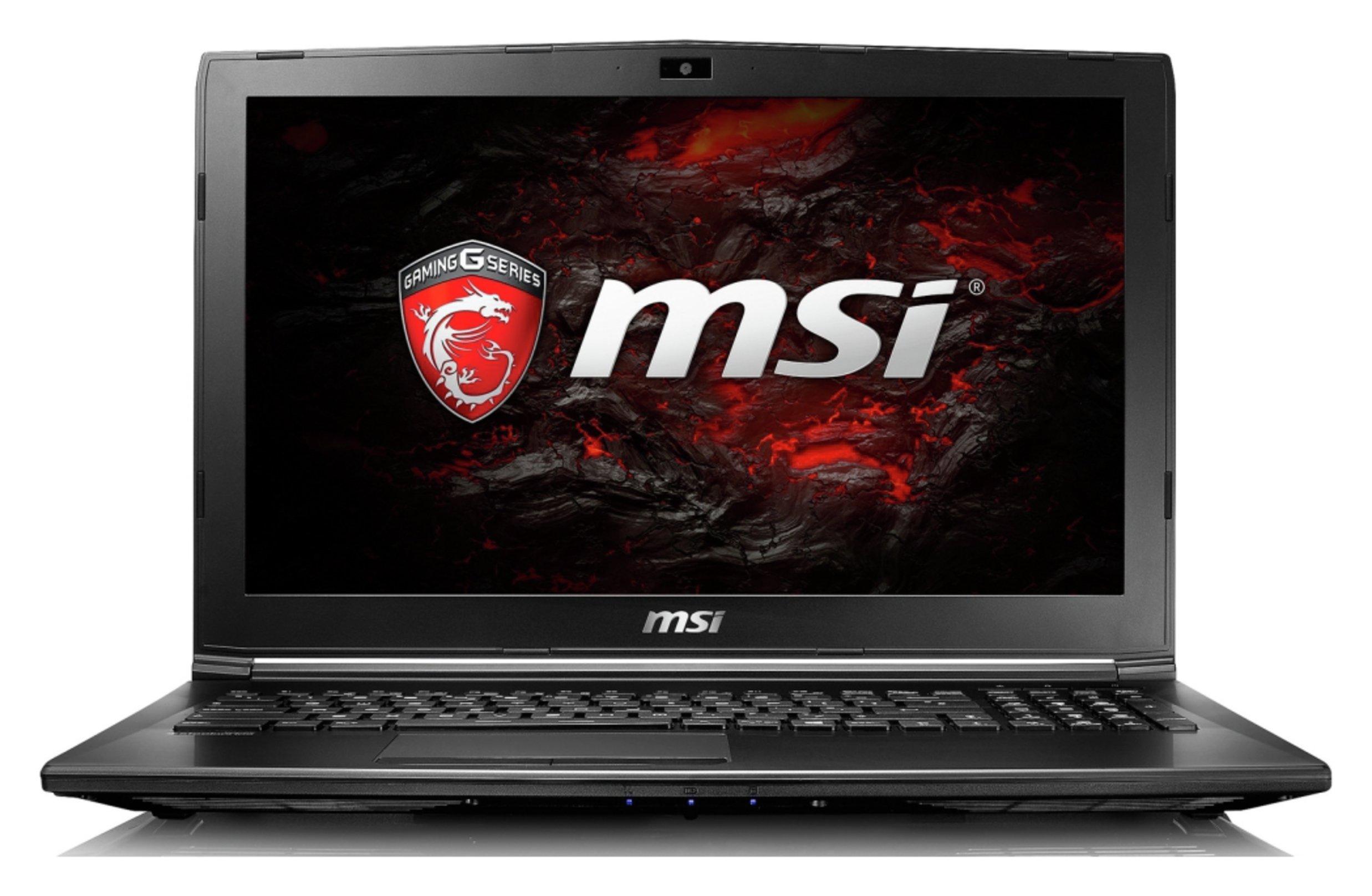 Image of MSI GL62M 7RD i7 15.6 In 16GB 1TB GTX1050 Gaming Laptop