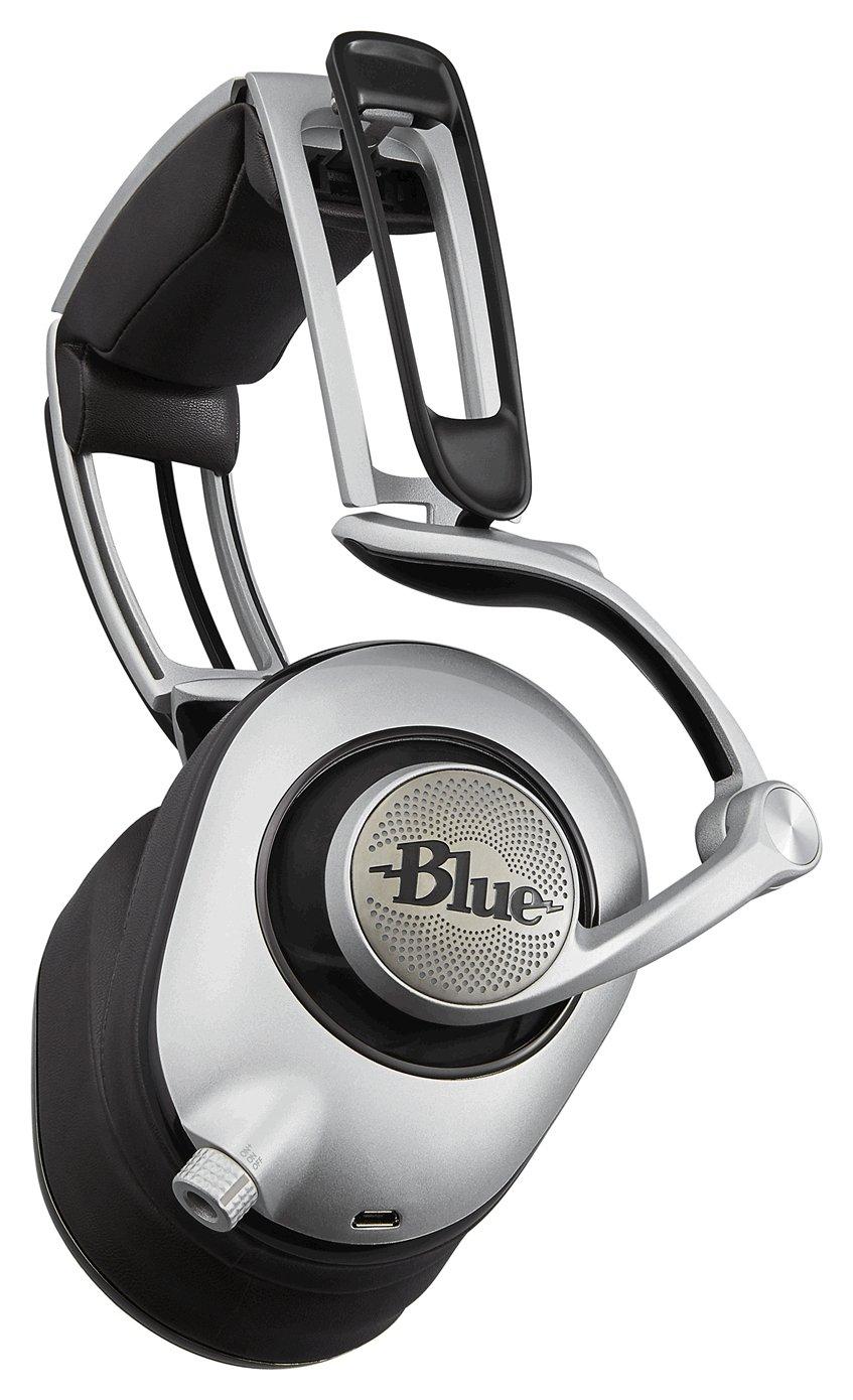 Image of Blue Microphones Ella Over-Ear Headphones - Black.