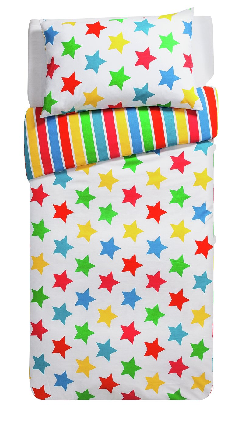 home stars and stripes bedding set  single