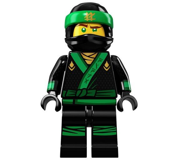 Buy LEGO Ninjago Movie Minifigure  71019 at Argoscouk  Your