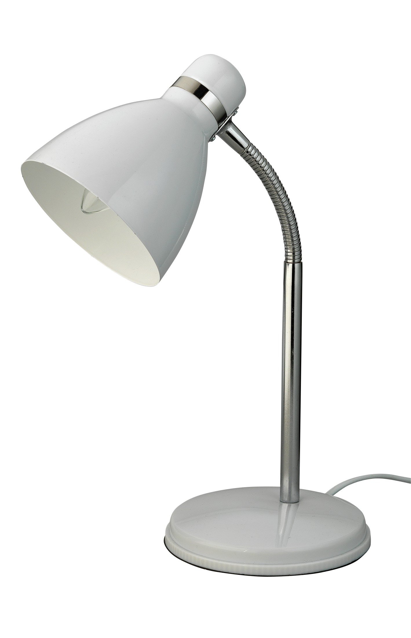 Argos Home Desk Lamp - Super White