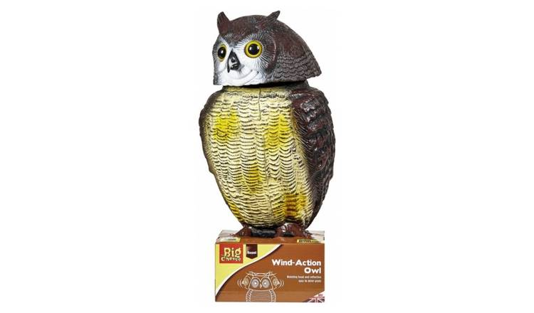 Defenders STV Wind Action Owl