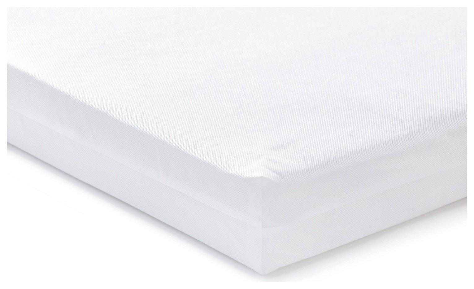 Baby Elegance 140 x 70cm Eco Fibre Cot Bed Mattress