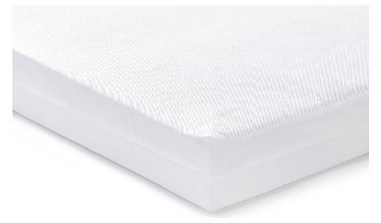 Buy Baby Elegance 140 X 70cm Eco Fibre Cot Bed Mattress Cot And Cot Bed Mattresses Argos