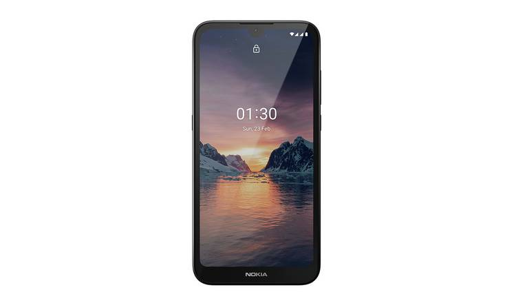 EE Nokia 1.3 16GB Mobile Phone - Black