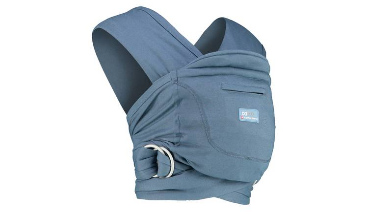 Caboo Cotton Blend Baby Carrier - Stonewash