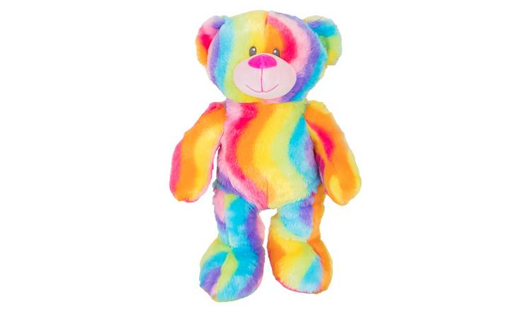 Designabear Rainbow Bear Soft Toy
