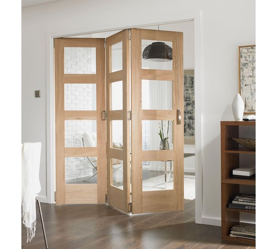 buy jeld wen interior oak veneer room divider 2044x1939mm. Black Bedroom Furniture Sets. Home Design Ideas