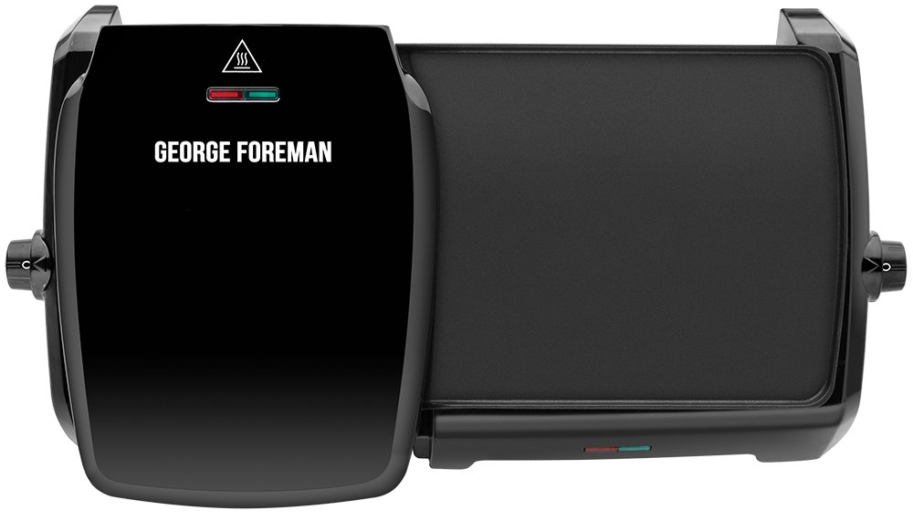 Image of George Foreman Entertaining 10 Portion Grill & Griddle 23450