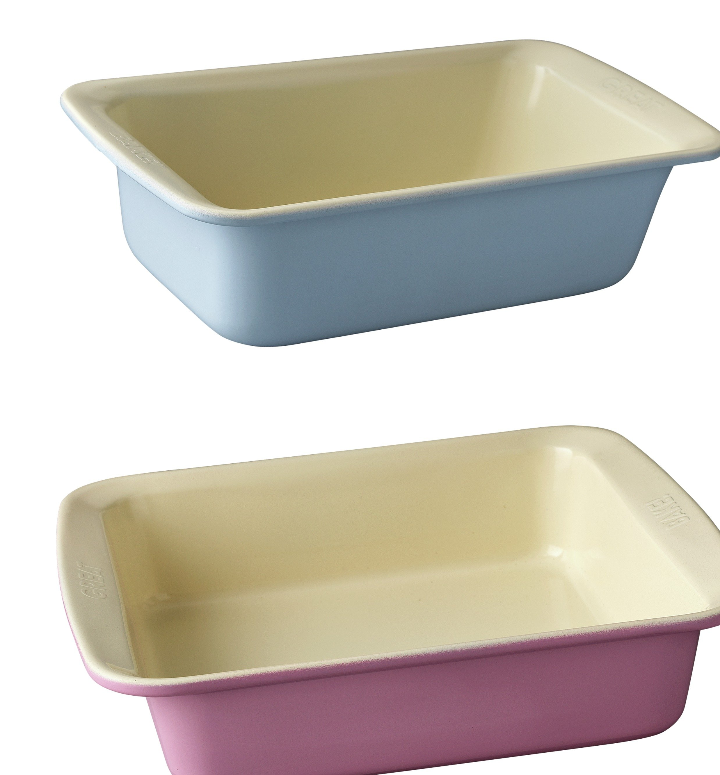 Great British Bake Off 2 Piece Cake Pan and Loaf Tin Set