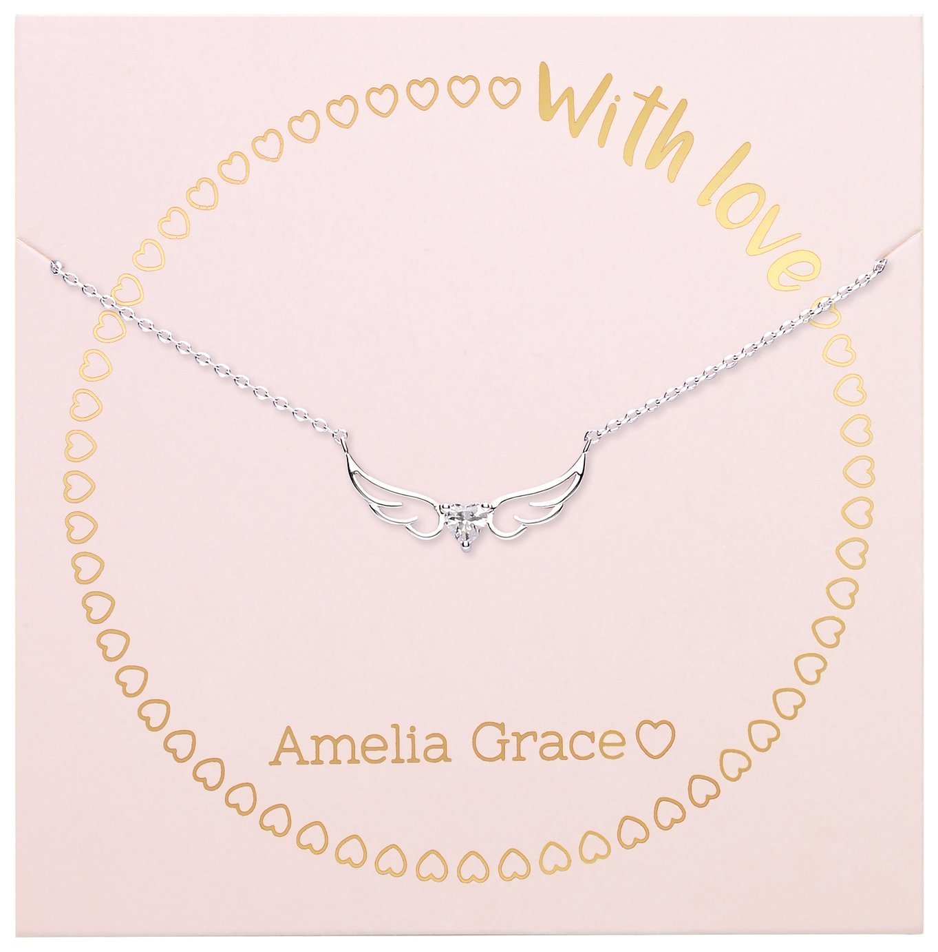 amelia-grace-silver-plated-angel-wing-heart-cz-necklace