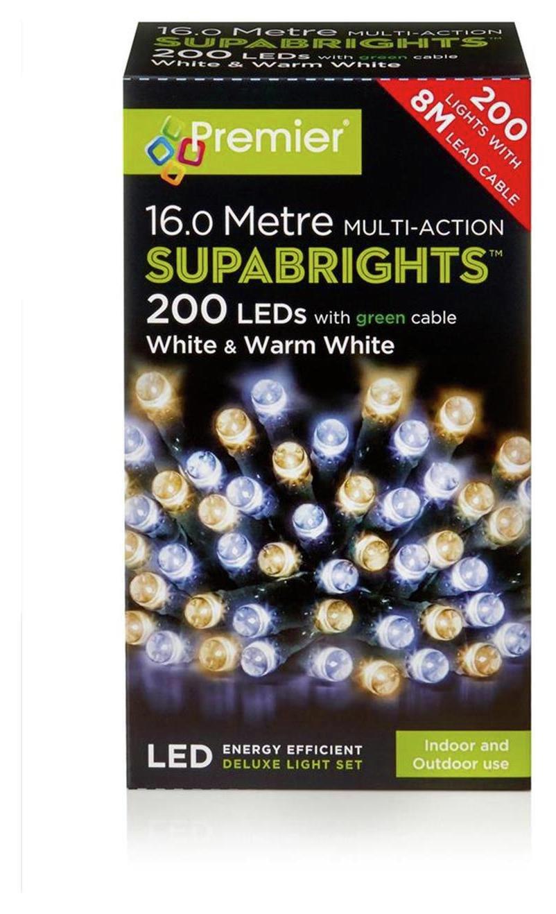 premier-decorations-10m-200-led-multi-funct-lights-white