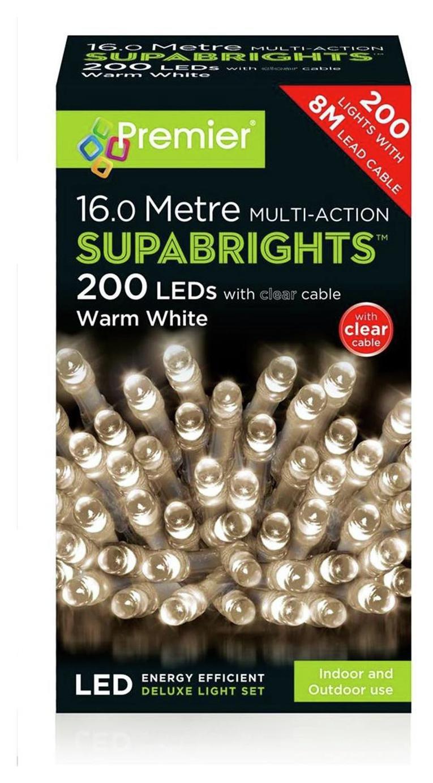 premier-decorations-10m-200-led-multi-lights-warm-white
