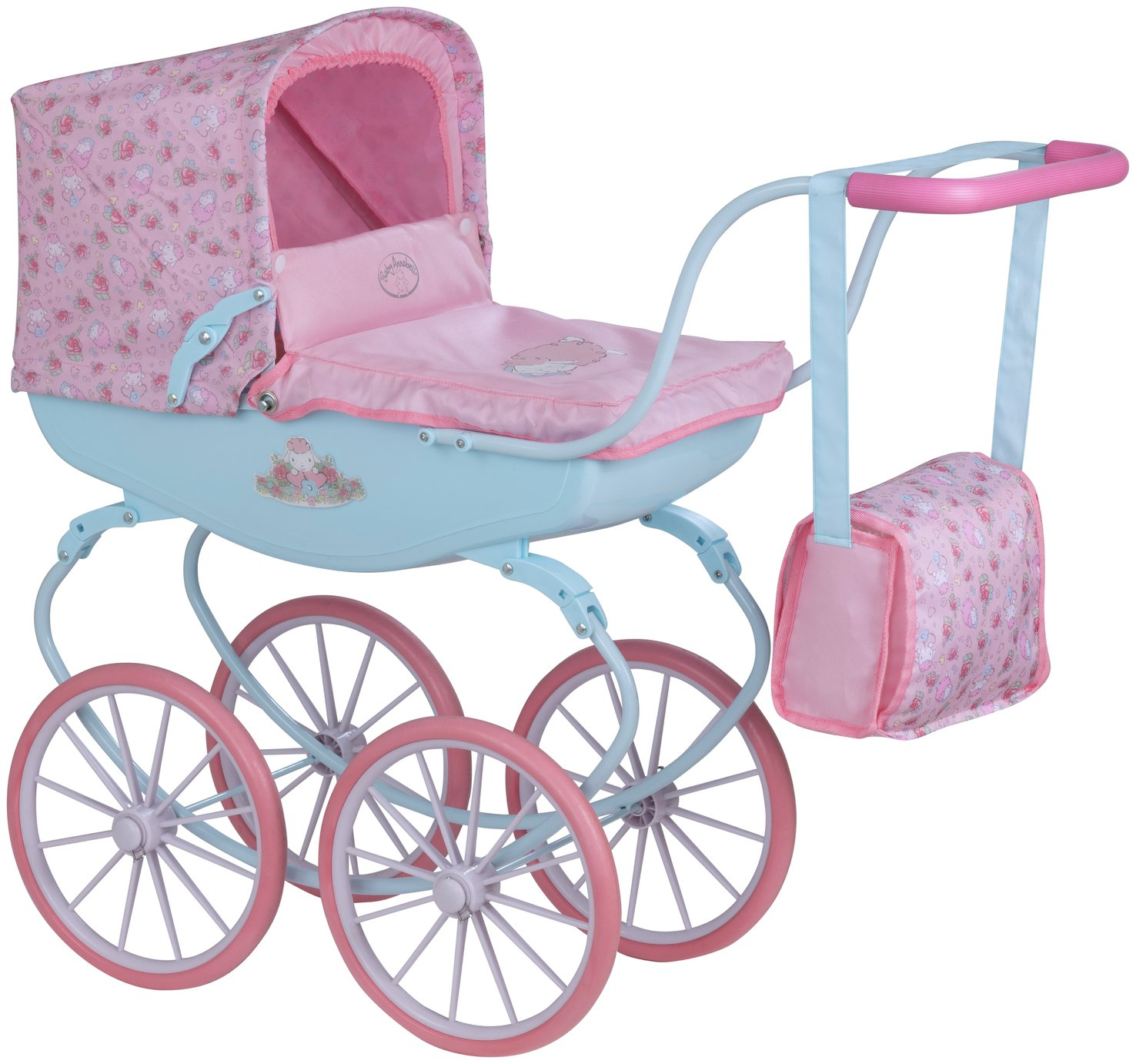 Image of Baby Annabell Dolls Carriage Pram