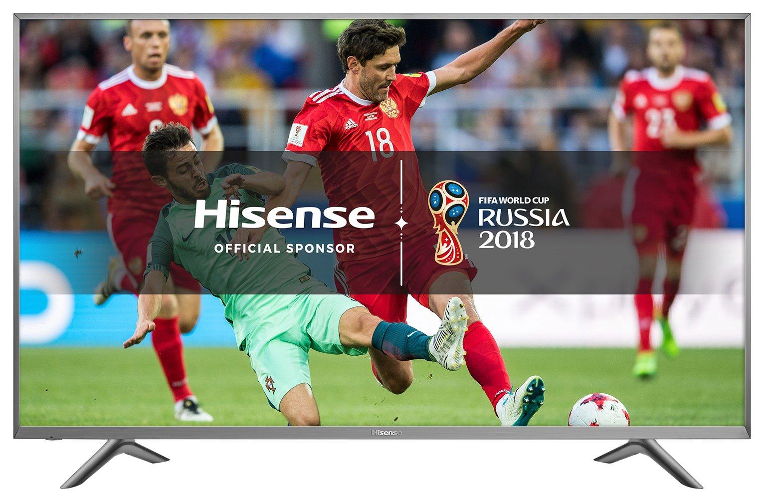 Hisense Hisense H65N5750 65 Inch 4K Ultra HD Smart TV with HDR