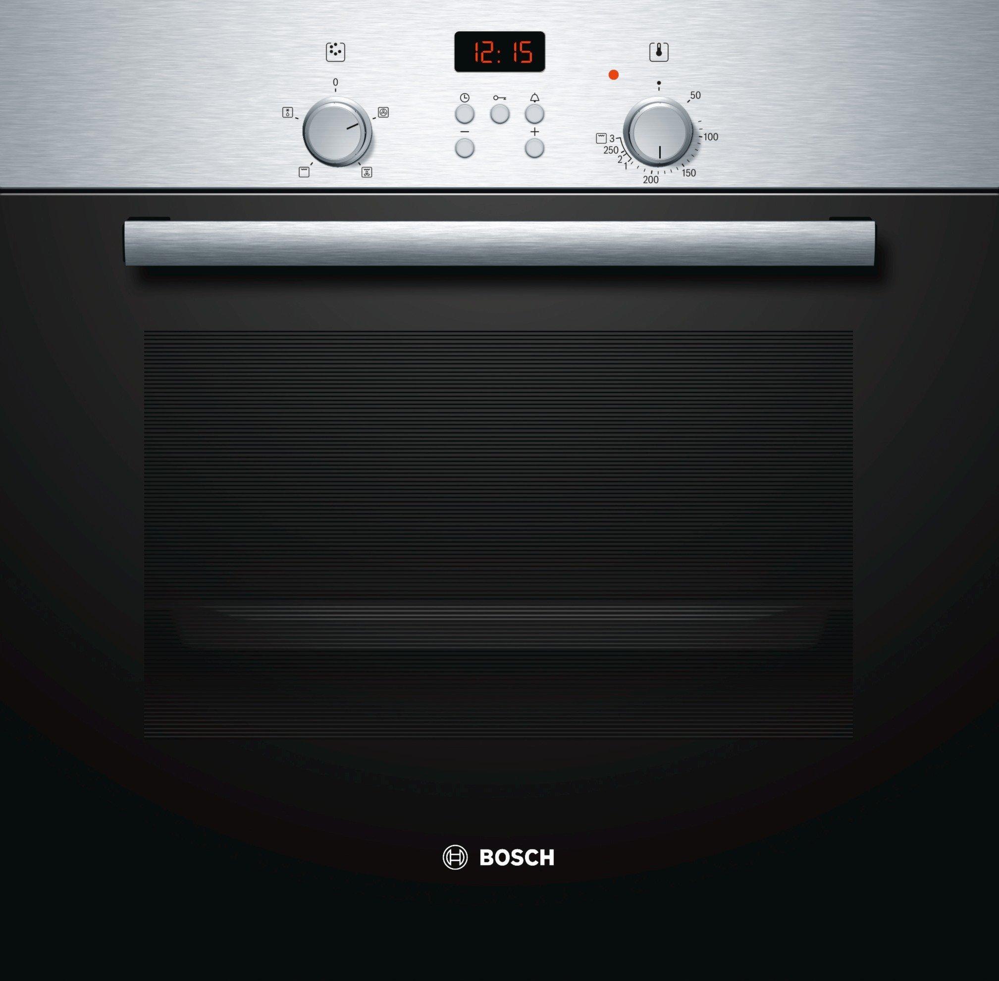 Bosch HBN331E4B Built-In Single Oven - Stainless Steel.