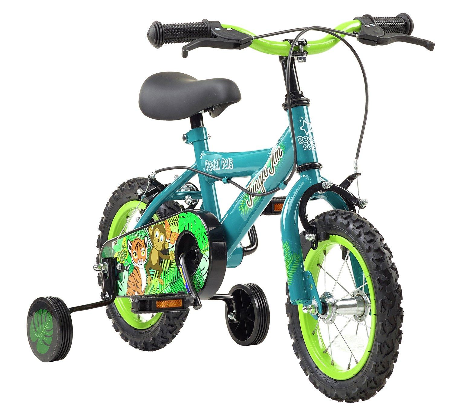 Pedal Pals 12 Inch Jungle Jim Kids Bike