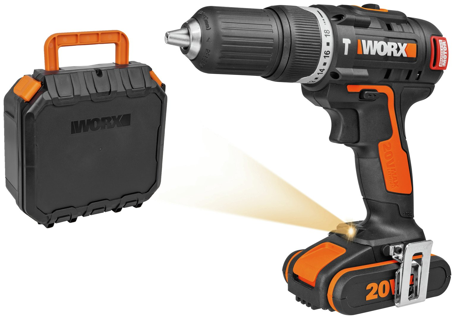 6924328307082 Ean Worx Wg629 E 1 Hydroshot 20 V Portable