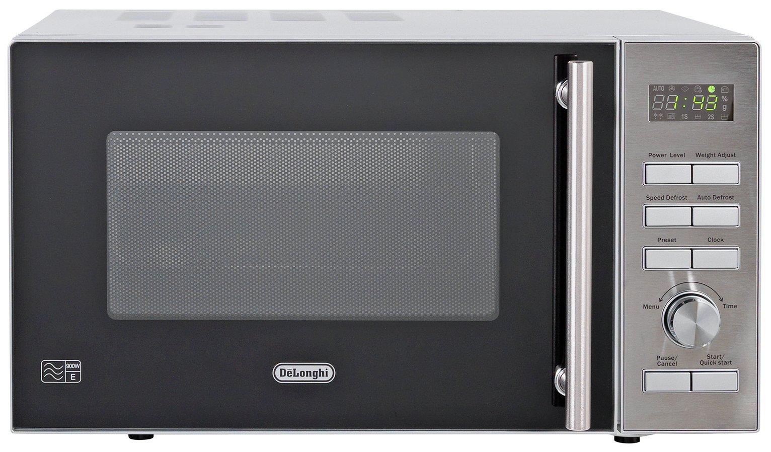 De'Longhi P90D Standard Microwave - Red