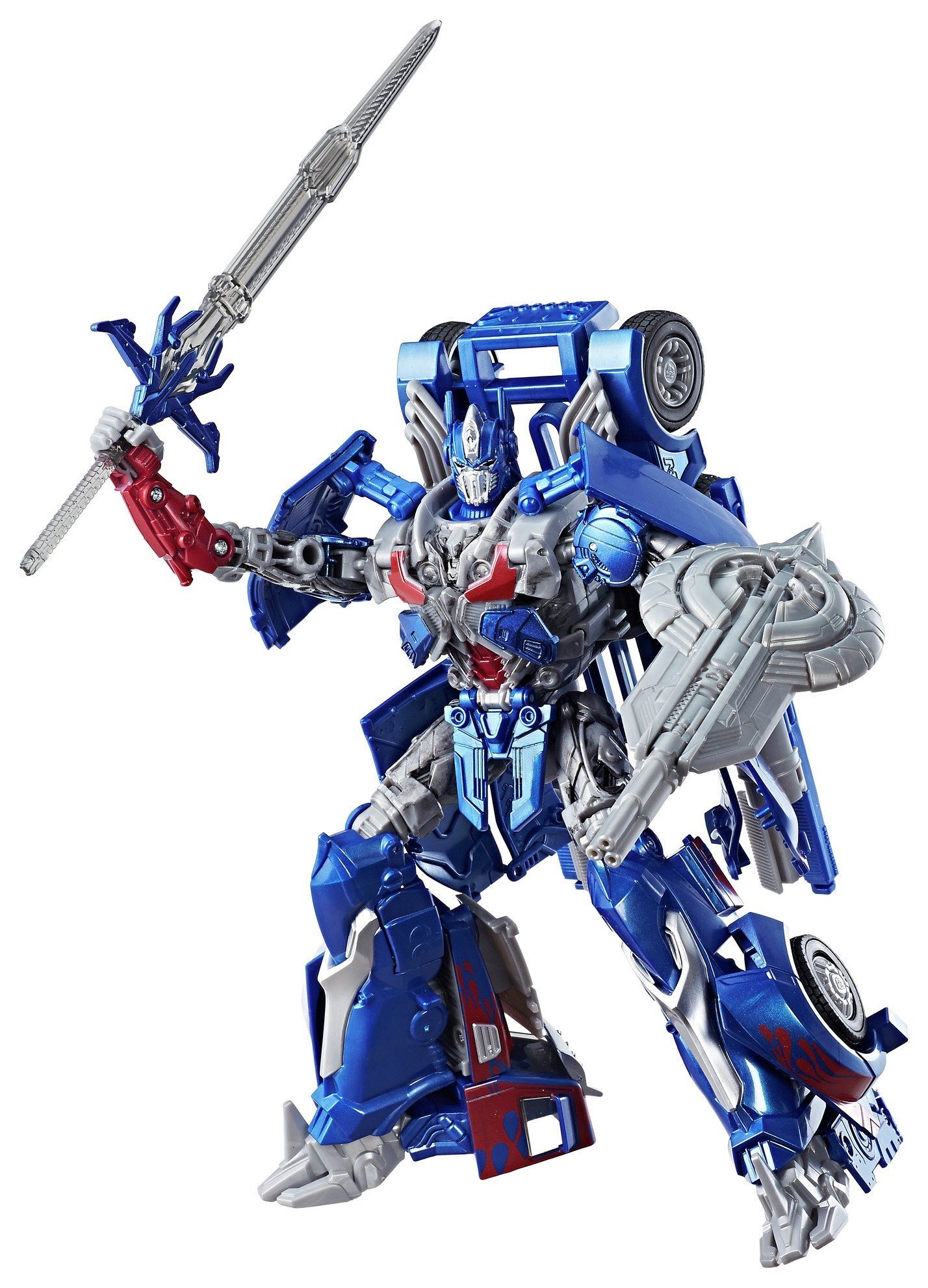 Image of Transformers: The Last Knight Premier Edition Optimus Prime