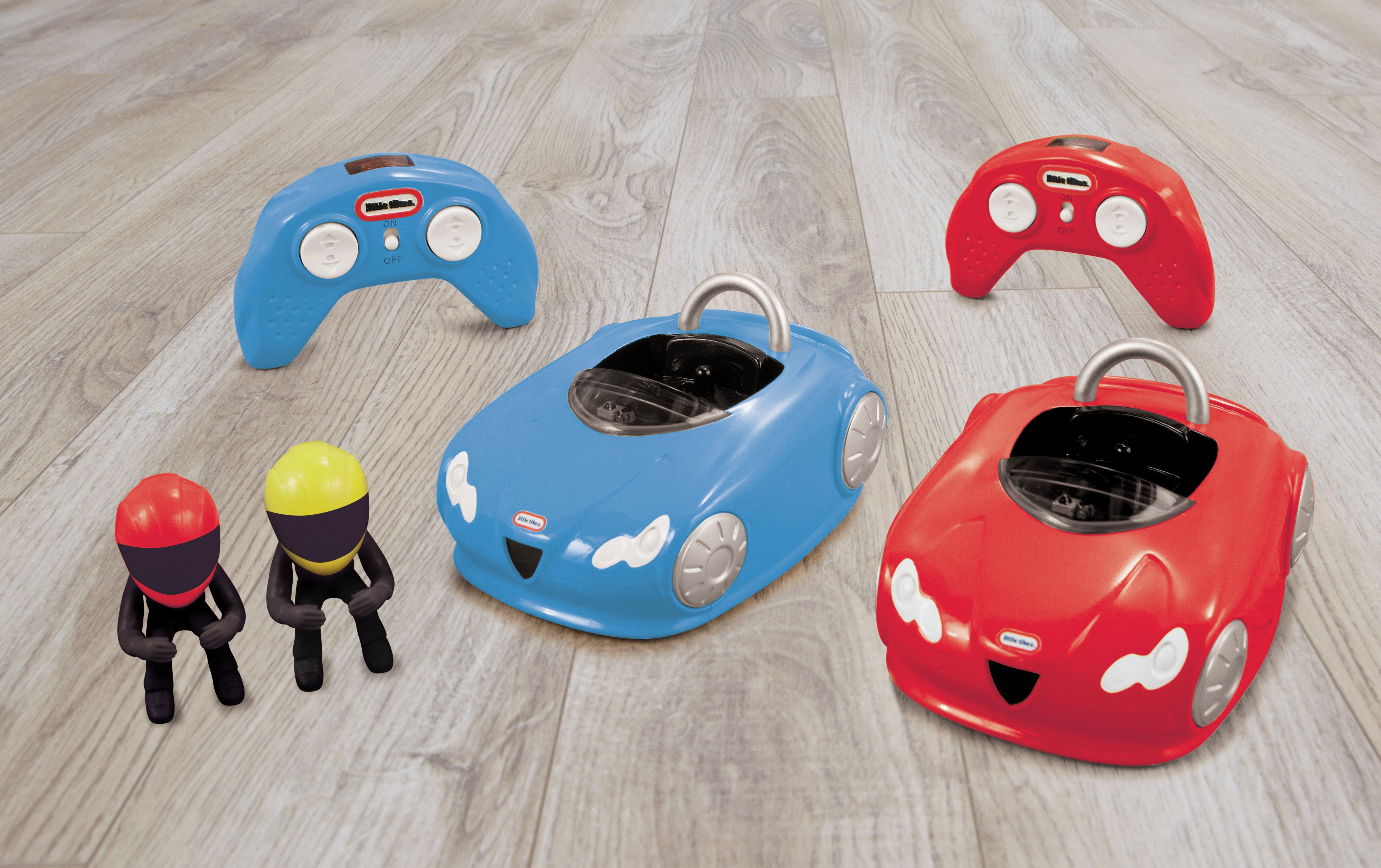 Little Tikes Remote Control Bumper Cars