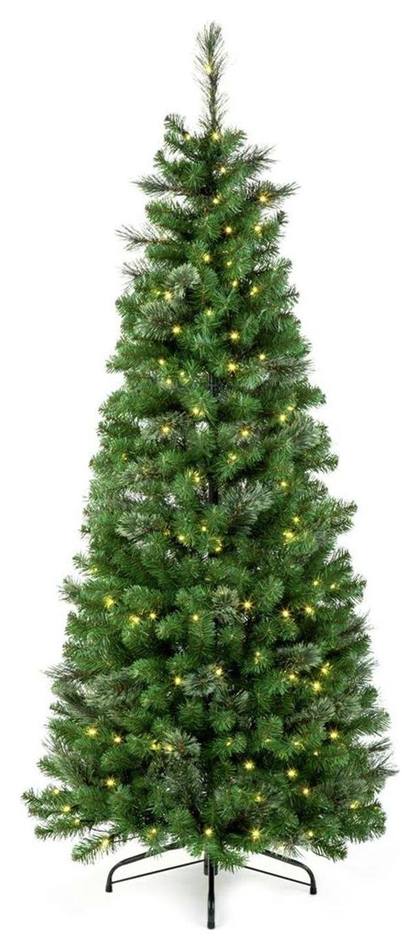 premier-decorations-6ft-beckworth-fir-pre-lit-pop-up-tree