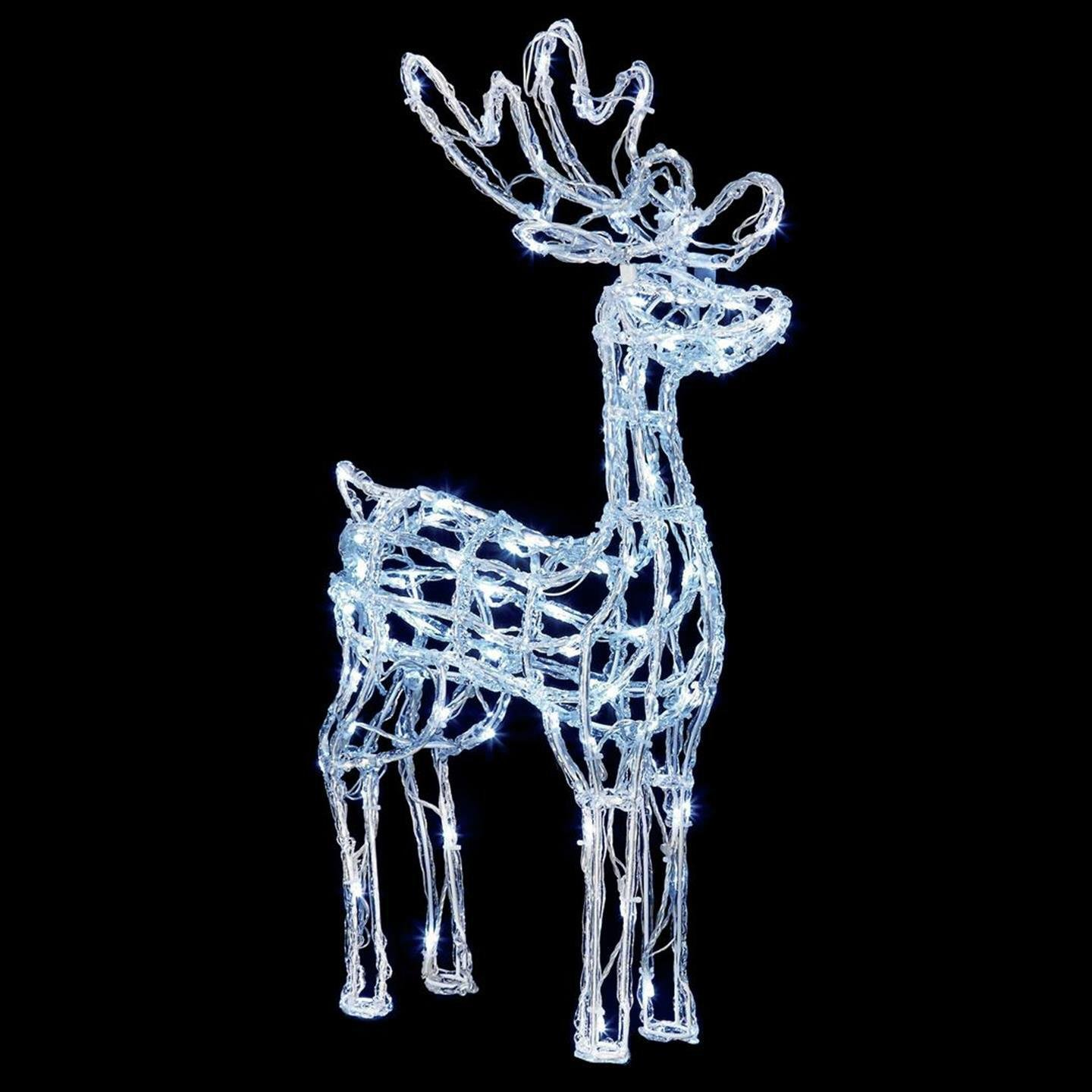 premier-decorations-70cm-white-led-acrylic-standing-reindeer