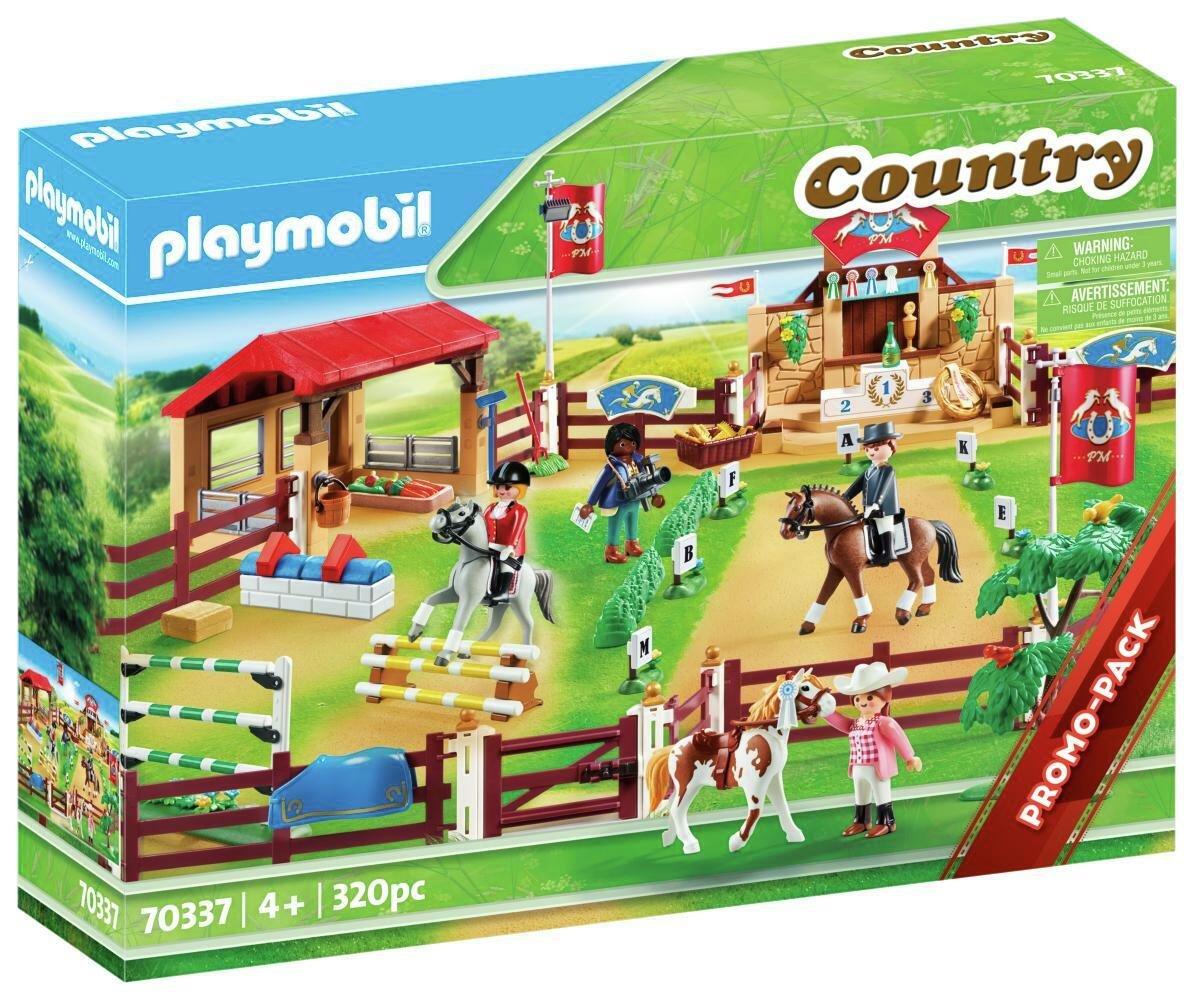 Playmobil 70337 Mega Horse Tournament Playset