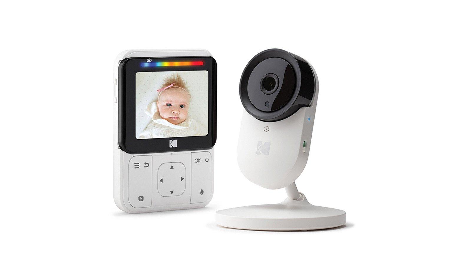 Kodak Cherish C220 2.8 Inch Smart Video Baby Monitor
