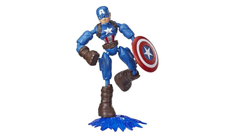 Marvel Avengers Bend And Flex Captain America