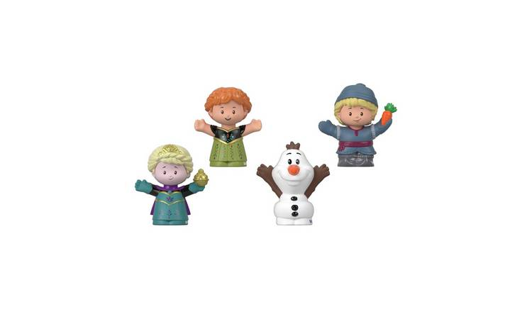 Fisher-Price World of Little People Disney Frozen 2 Figures