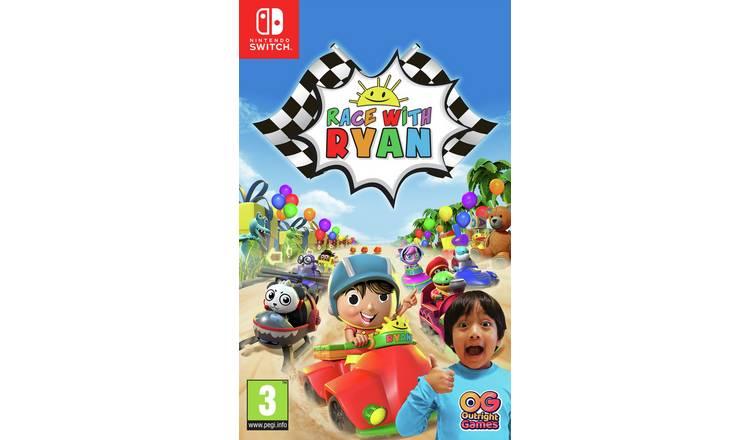 Buy Race with Ryan Nintendo Switch Game