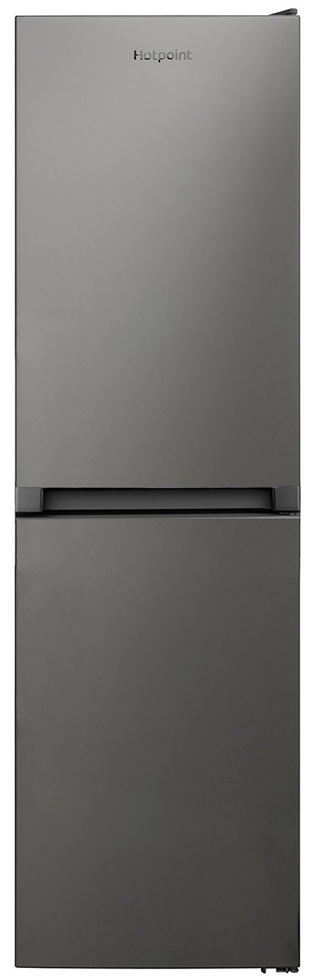 Hotpoint HBNF55181SUK 50/50 Frost Free Fridge Freezer - Silver - A+ Rated
