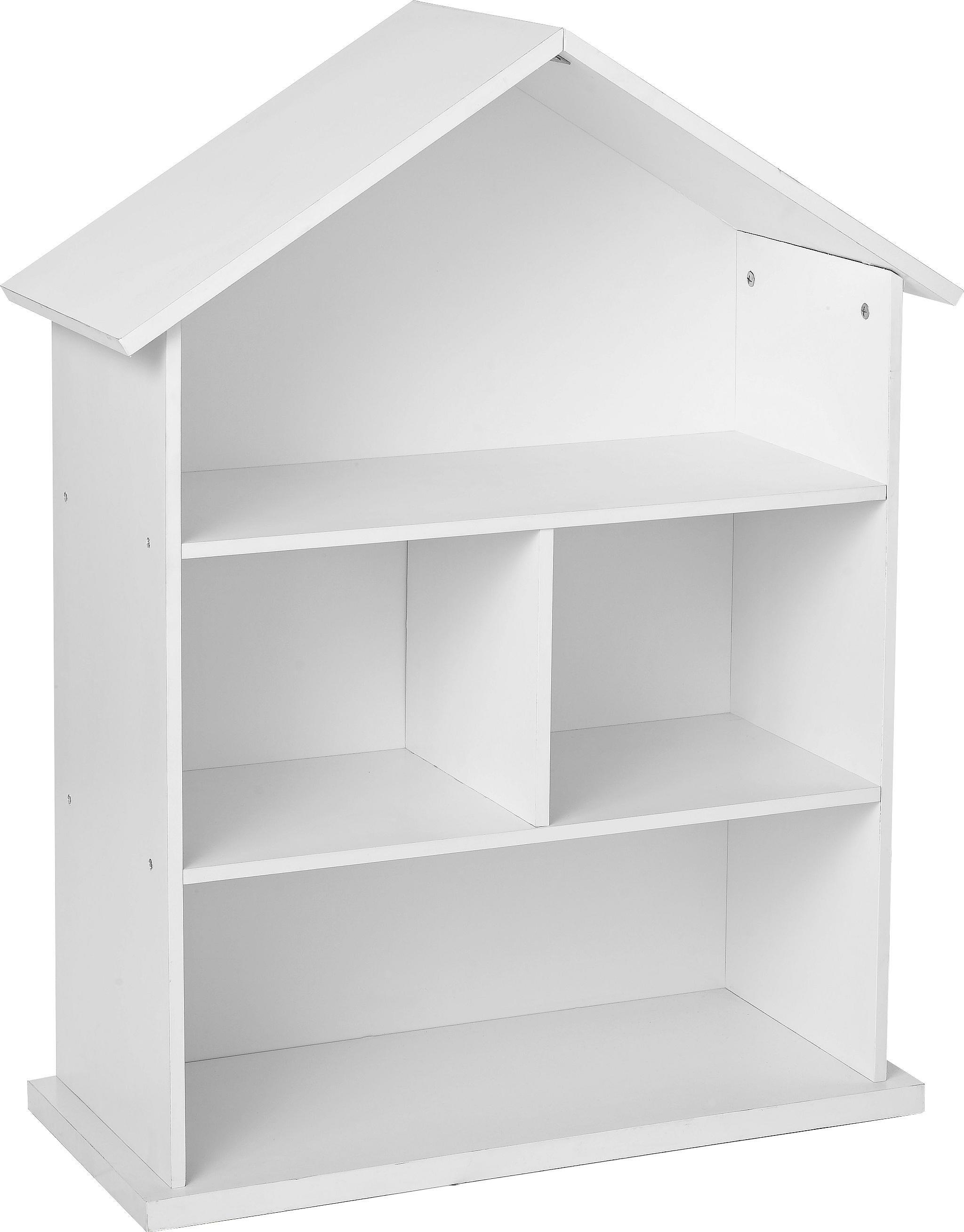 Buy Argos Home Mia White Dolls House Bookcase Kids Toy Boxes And