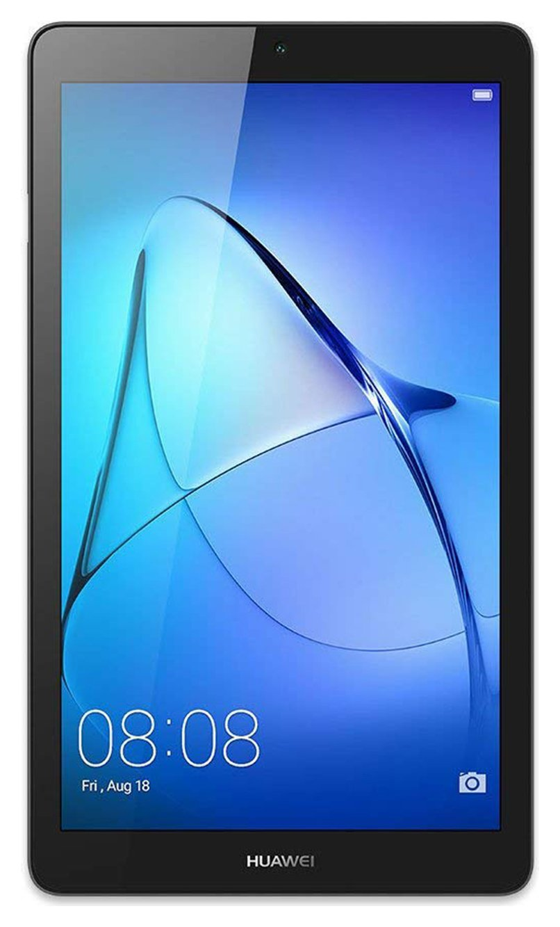 huawei 7 inch tablet. huawei mediapad t3 7 inch 16gb tablet - black a