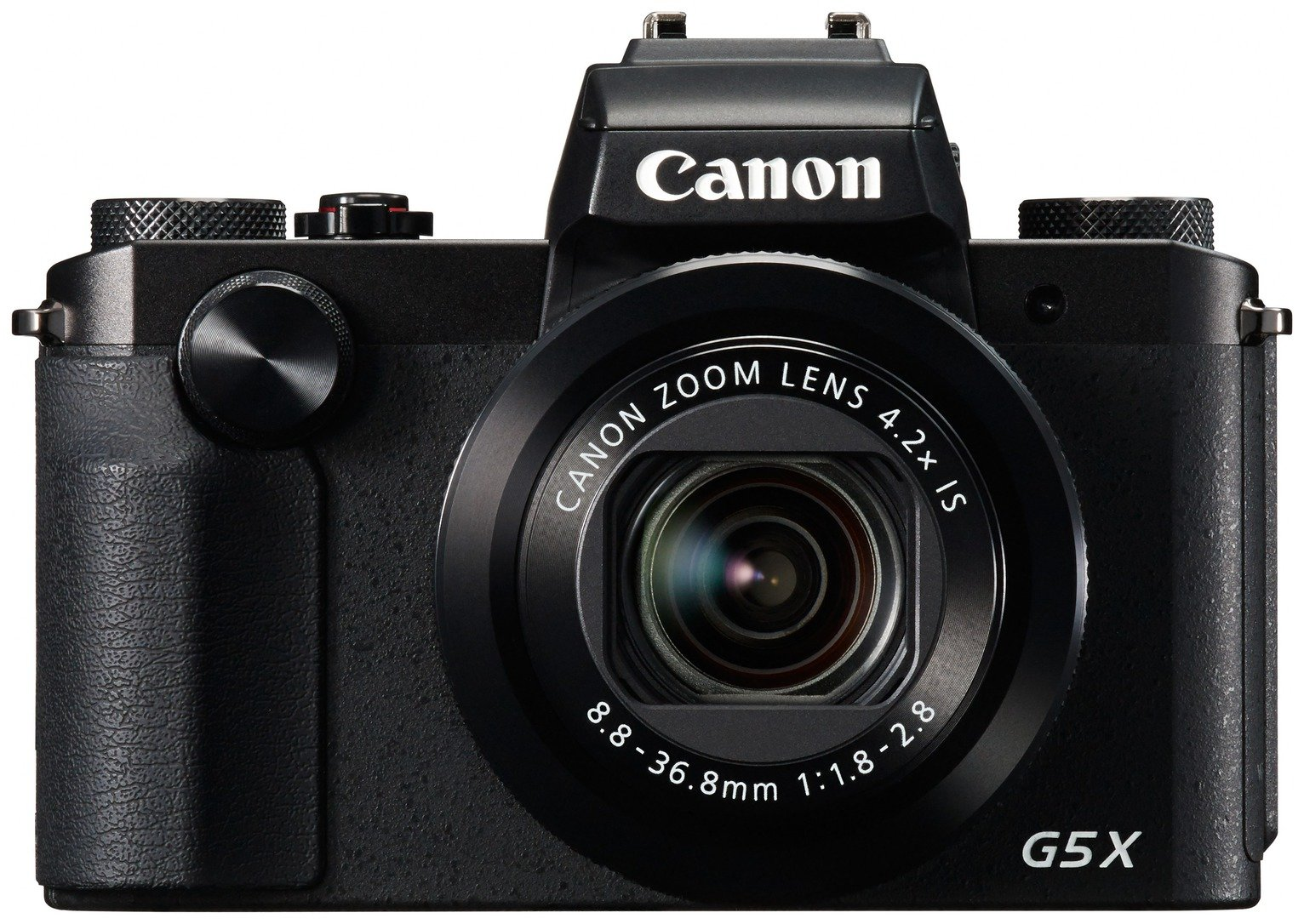 Canon PowerShot G5X 20.2MP 4.2x Zoom Camera - Black
