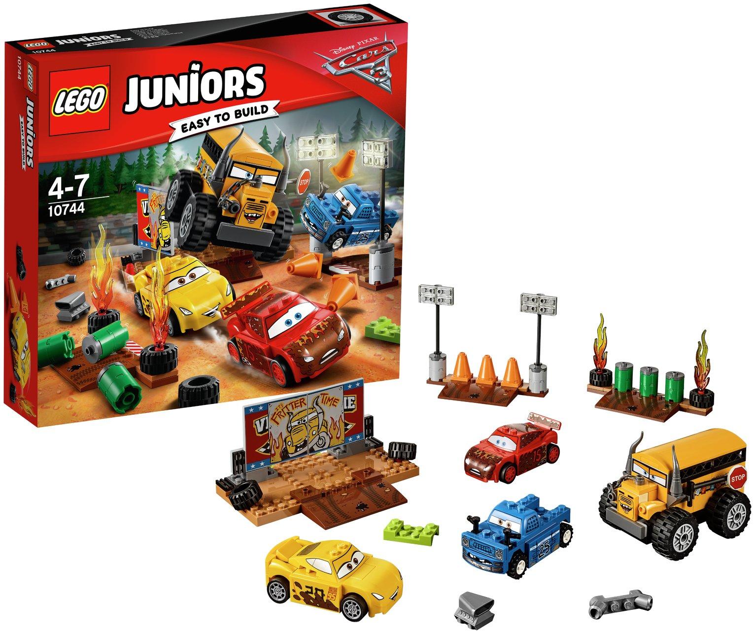 Sale On Lego Juniors Cars Thunder Hollow 10744 Lego