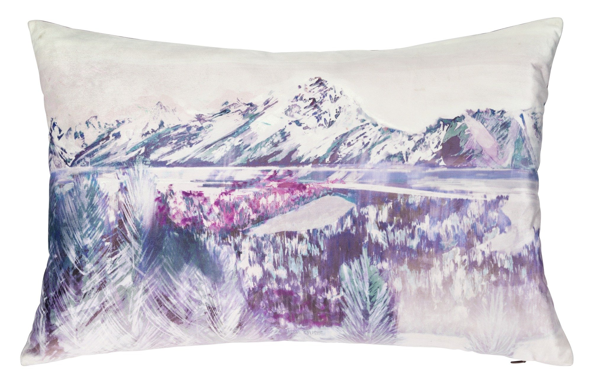 heart of house frosted mountains cushion gay times uk. Black Bedroom Furniture Sets. Home Design Ideas
