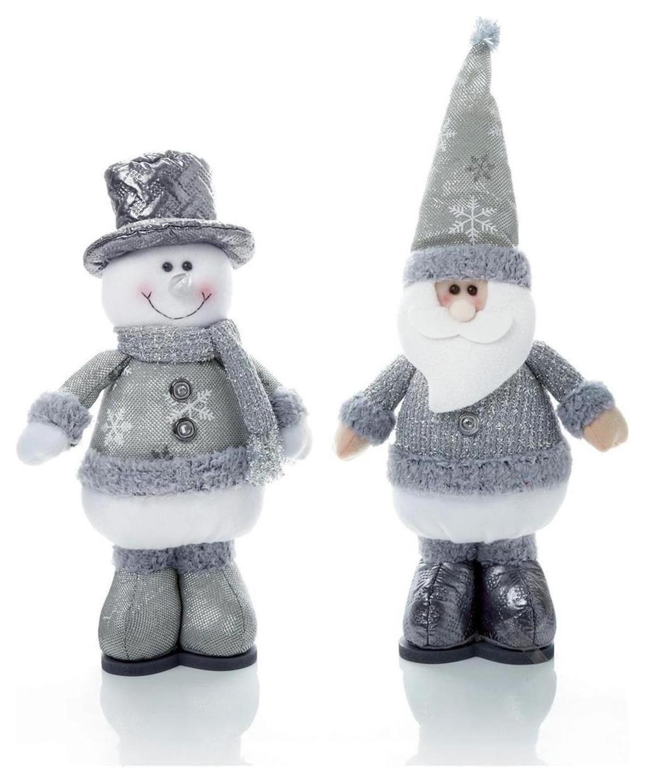 premier-decorations-35cm-standing-santa-snowman-decoration
