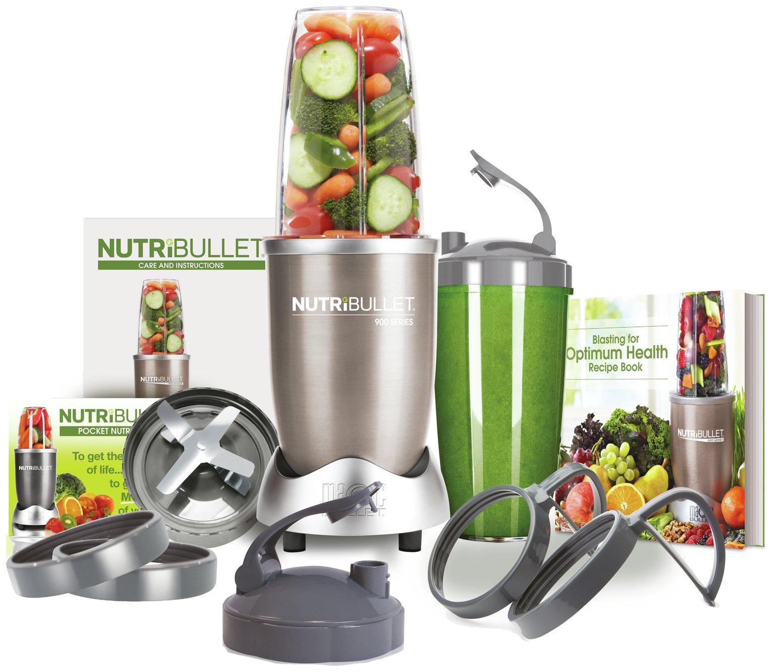 NutriBullet 13 Piece Nutritional Blender