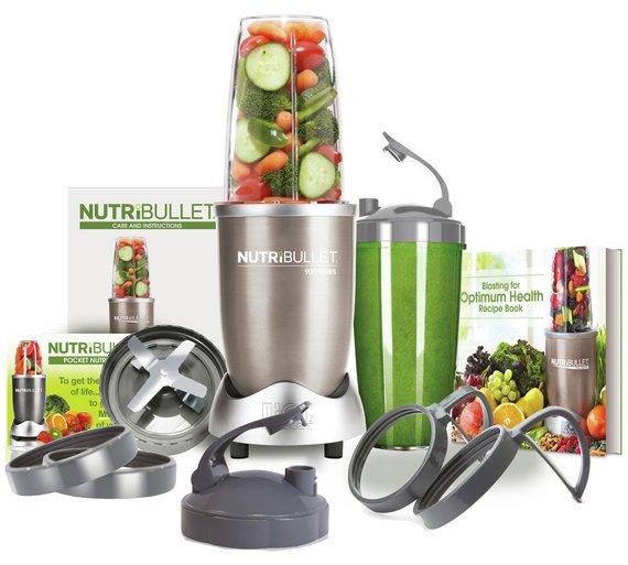 Buy Nutribullet 900 Series Deluxe Model Blenders And Smoothie