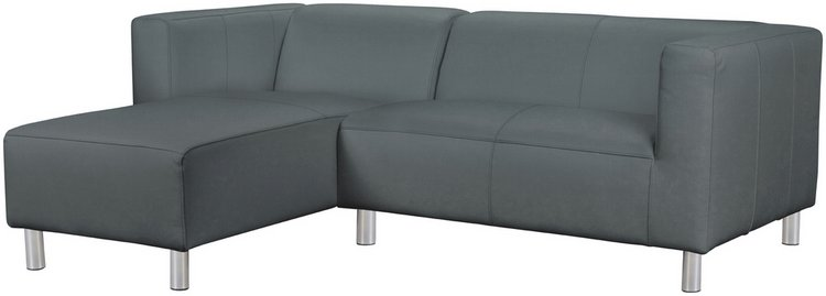 Buy Argos Home Moda Left Corner Fabric Sofa Grey Sofas Argos