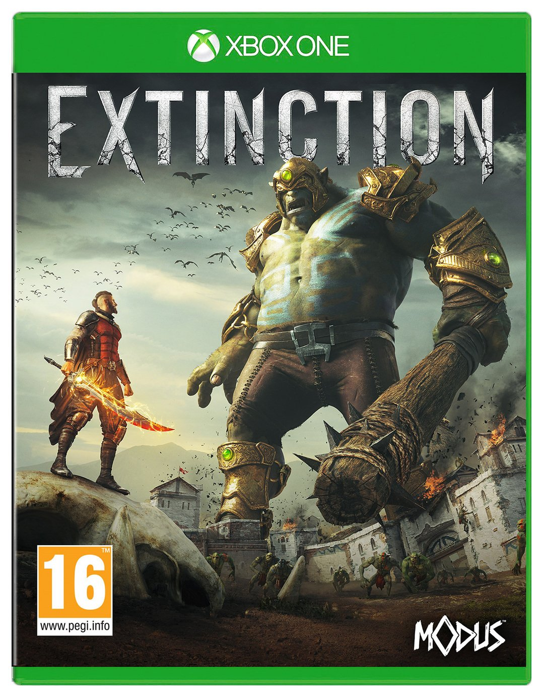 Image of Extinction Xbox One Game