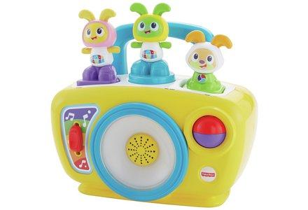 Fisher-Price BeatBo Boogie Boom Box