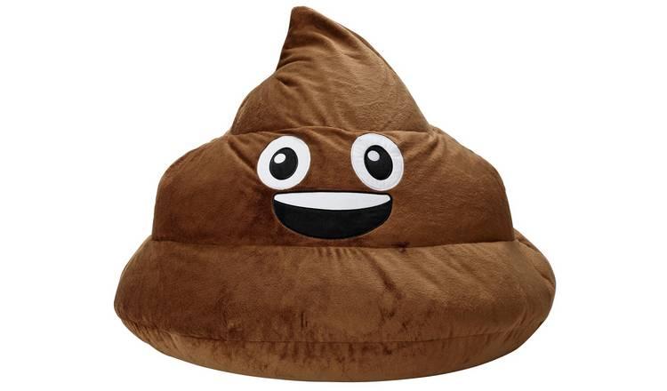 Excellent Buy Argos Home Gomoji Poo Bean Bag Bean Bags Argos Forskolin Free Trial Chair Design Images Forskolin Free Trialorg