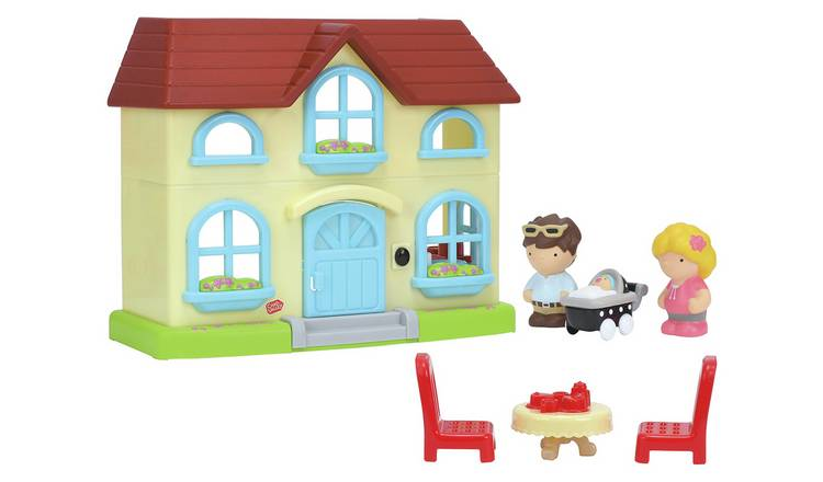 Chad Valley Tots Town Cottage Playset