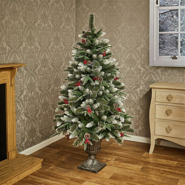 premier-decorations-5ft-pre-lit-needle-pine-tree-grey