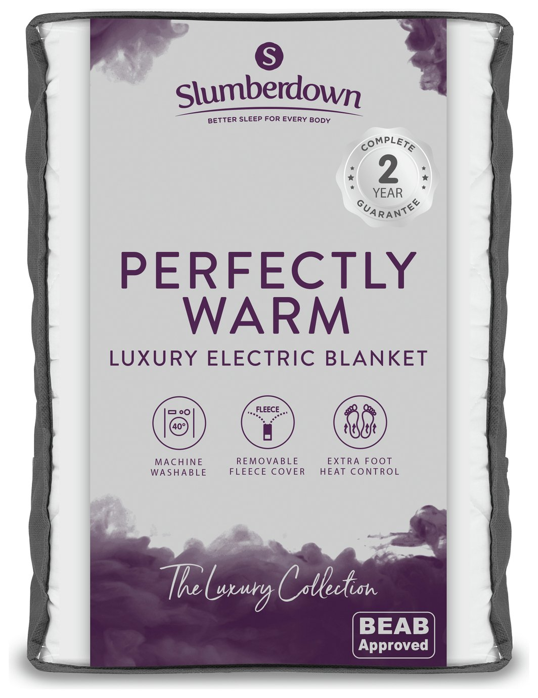 Slumberdown Electric Blanket - Kingsize