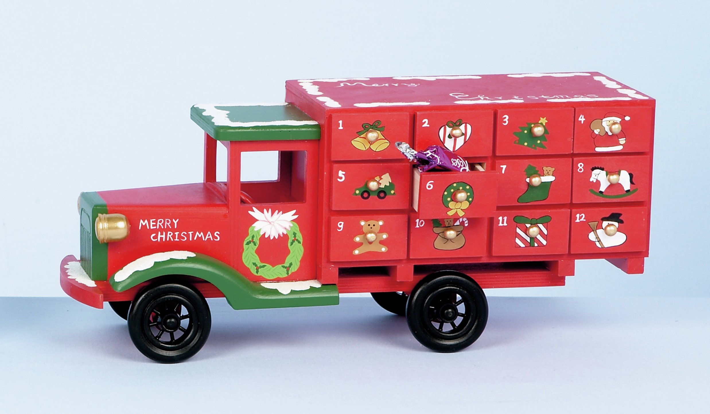 premier-decorations-36cm-wooden-advent-truck-red