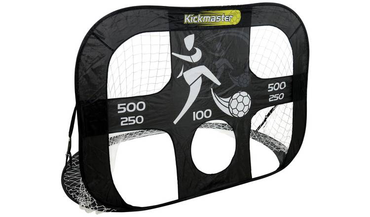 Kickmaster 6 x 4ft Quick Assembly Football Training Goal